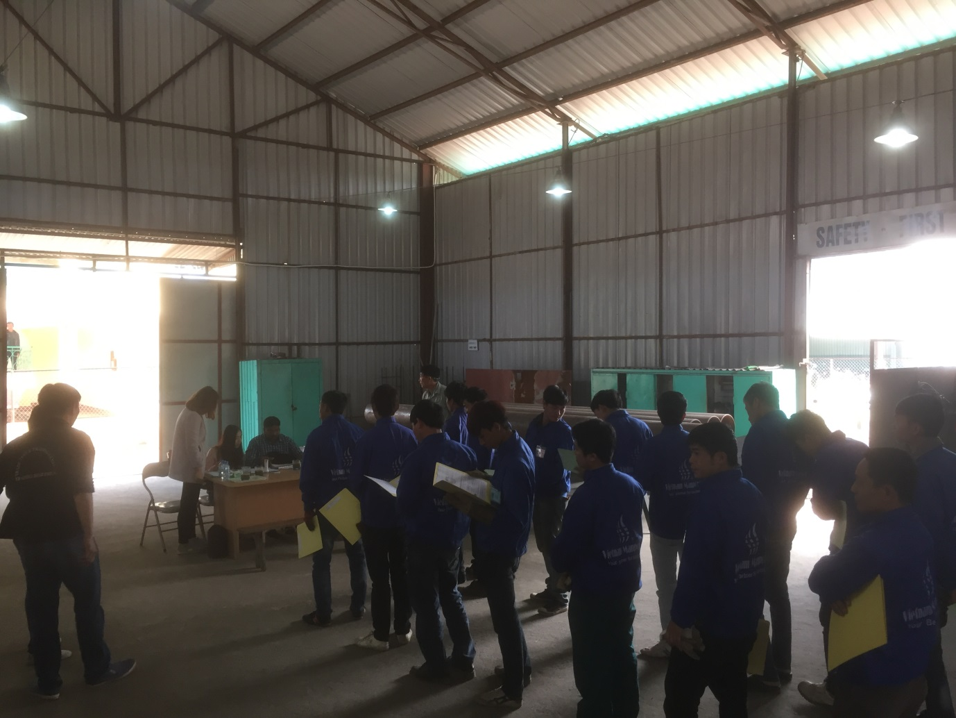 Successfully Provided 200 Welders, Fabricators and Fitters to Inco Group of Companies Imagine 1