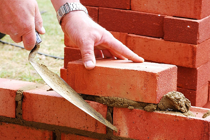 Unskilled And Skilled Construction Workers And Labors From
