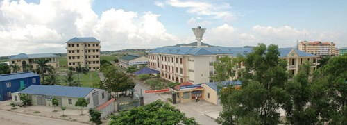 Duyen Hai Vocational College- Vietnam Manpower Training Center