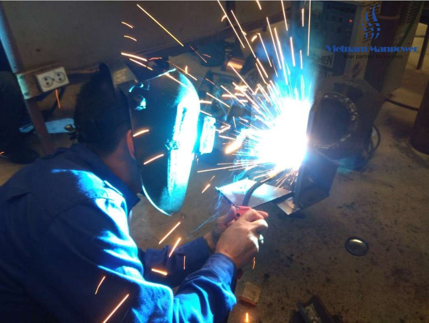 The reasons why employers like to recruit welders in Vietnam