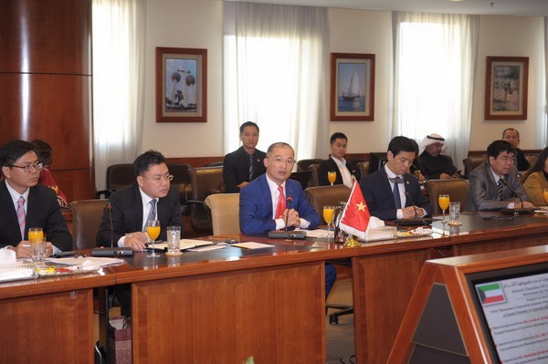Hiring Vietnamese construction and refinery workers to Kuwait: Agreed by both countries